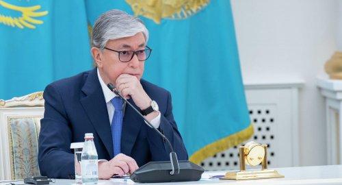 Люди вышли на улицы, потому что обеднели – Токаев о митингах в Казахстане