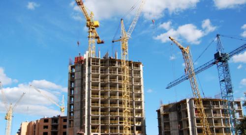 Строительство 5 объектов приостановлено в Нур-Султане