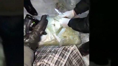 """Спецоперацию по захвату наркоперевозчиков провел """"Беркут"""" в Актюбинской области"""