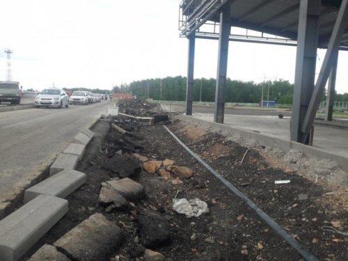 В КНБ сообщили о проблеме на казахстанско-российской границе