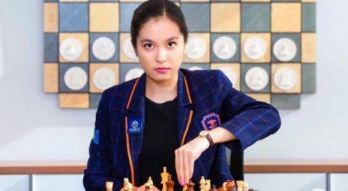 Динара Садуакасова стала чемпионкой Азии