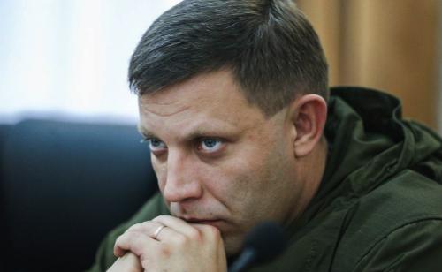 СМИ: имена причастных к убийству Захарченко известны правоохранительным органам ДНР