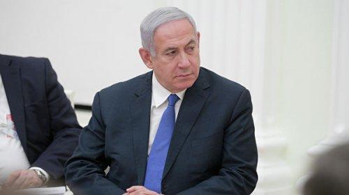 Нетаньяху обвинил Иран в нападении на танкеры в Оманском заливе