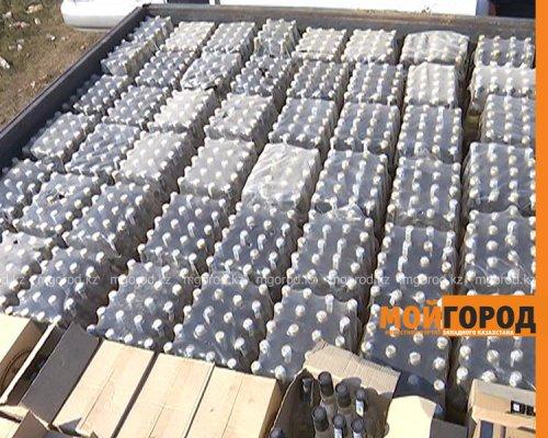 Самопальный алкоголь продавала в магазине жительница Атырау