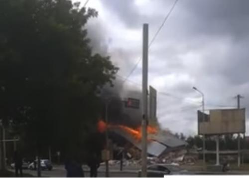 В ДЧС назвали предварительные причины взрыва в Костанае
