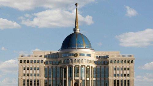 Три министерства реорганизовал Президент Казахстана