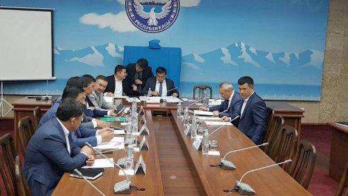 Атамбаеву выдвинули ряд обвинений