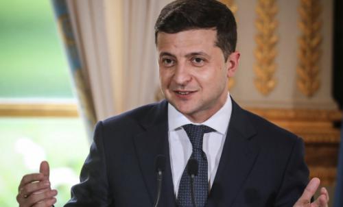 Зеленский придумал фразу для первой встречи с Путиным