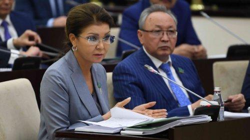 Дарига Назарбаева: Все средства от экоштрафов надо направить на охрану природы