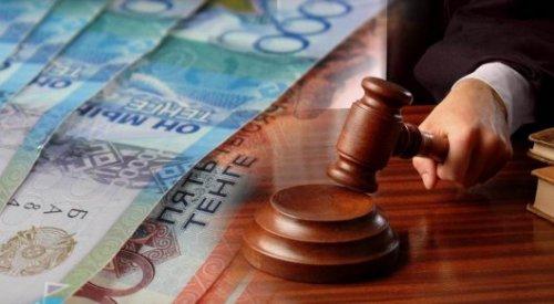 За взятку в 300 тысяч тенге чиновника в Актобе приговорили к лишению свободы