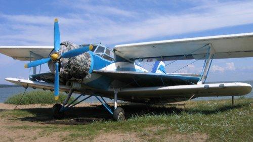 Самолет упал в Акмолинской области