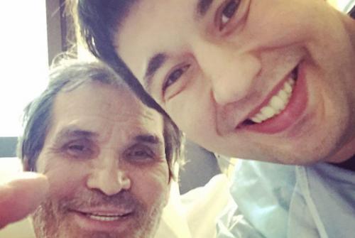 Алибасов лишил сына наследства за пиар на его отравлении