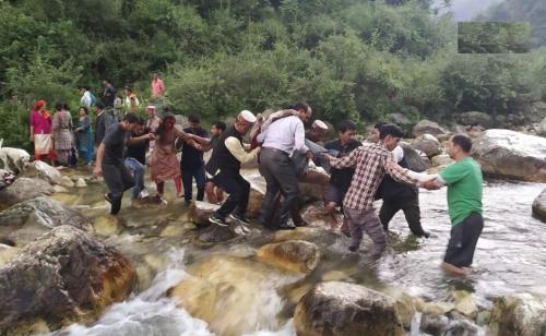 43 человека погибли в результате страшного ДТП на севере Индии