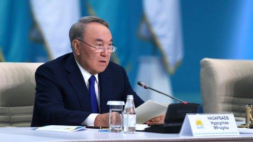 Назарбаев назвал шесть проблем, с которыми столкнулся Казахстан перед независимостью
