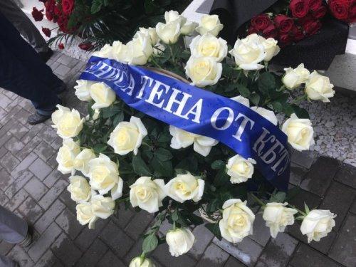 Мемориал Денису Тену открыли в Алматы