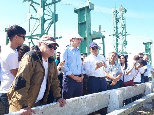 Как Магзум Мирзагалиев выполняет поручение Президента по экологии Актобе