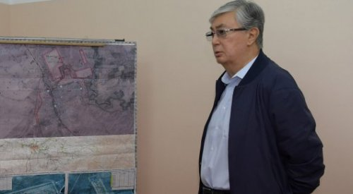 Взрывы в Арыси: Токаев обещал наказать виновных