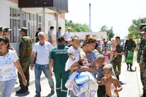 Акция «Арыс, біз біргеміз» началась в Казахстане