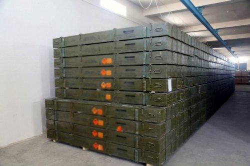 Бектанов: Мы не успели перевезти все боеприпасы со складов