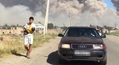 Пустые машины не забирали попутчиков - Ильин об эвакуации Арыси
