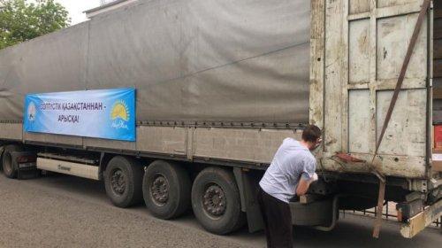 """""""Не оставаться в стороне"""": Ашимбаев призвал однопартийцев продолжить акцию помощи жителям Арыси"""