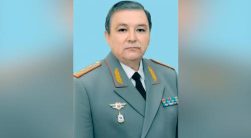 Мухтар Аюбаев стал командующим Силами особого назначения
