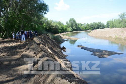 Стоимость работ завысили. Прокуратура Актобе обнаружила нарушения при проектировании и производстве работ на местных реках