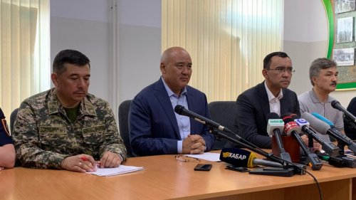 Умирзак Шукеев: В конце недели жители вернутся в свои дома