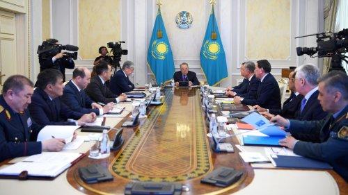 Назарбаев отметил сплоченность казахстанцев после ЧП в Арыси