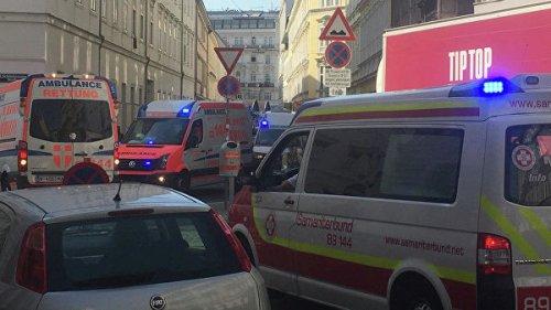 В Вене прогремел мощный взрыв