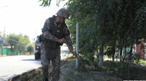 МВД Казахстана о взрывах в Арыси: «пропавших без вести нет»