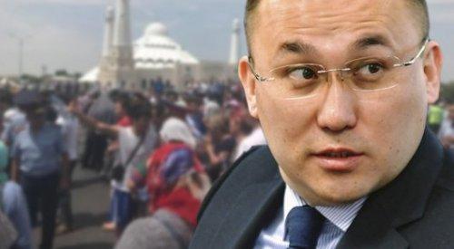 Ситуацией воспользовались провокаторы - Абаев о митинге арысцев