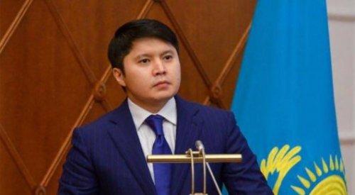 Данияр Есин назначен вице-министром информации и общественного развития