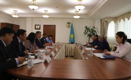 На Тенгизе планируют увеличить число казахстанцев в руководящем составе