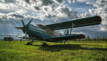 В Кызылординской области авиакомпания скрыла факт жесткой посадки Ан-2
