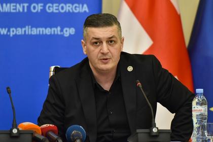 Грузинские депутаты собрались в Москву