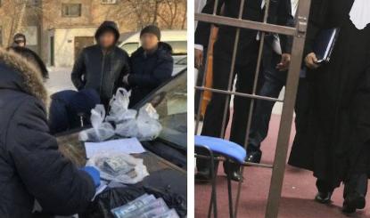 Чиновники из «Казгидромета» осуждены на 10 лет за взятку в 90 млн тенге