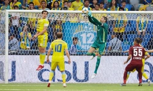 «Астана» вошла в ТОП-50 рейтинга клубов УЕФА