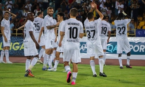 «Ордабасы» на выезде победил «Торпедо» и вышел в следующий раунд Лиги Европы