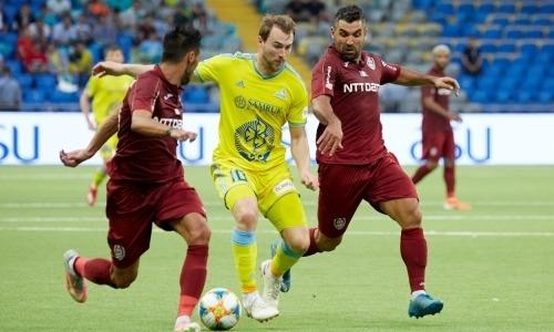 Определились все участники второго раунда Лиги Европы с «Астаной», «Кайратом» и «Ордабасы»