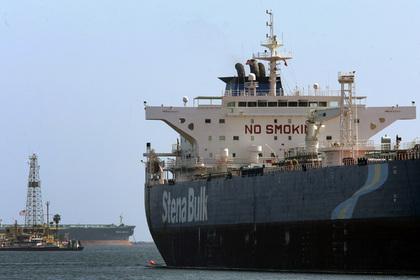Иран заявил о захвате британского танкера