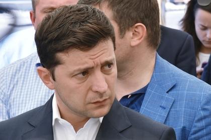 Украинцев возмутило поведение Зеленского