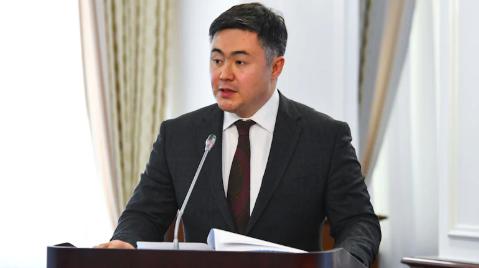 Тимур Сулейменов назначен заместителем главы администрации президента