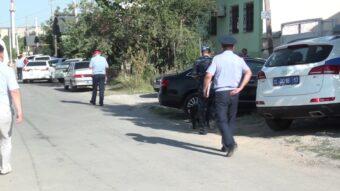 В Шымкенте средь бела дня  был убит предприниматель