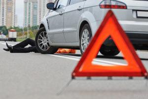 В Актобе женщина с ребенком попали под машину
