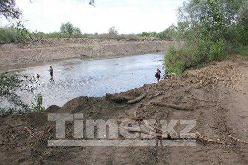 Инициативная группа общественников Актобе просит власти отказаться от глобального проекта по очистке русел местных рек