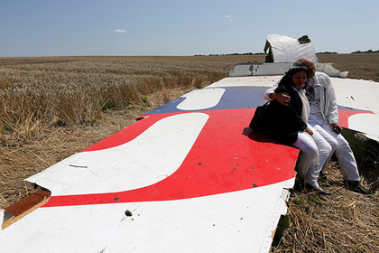 Малайзия рассказала о попытках США и Украины завладеть черными ящиками MH17