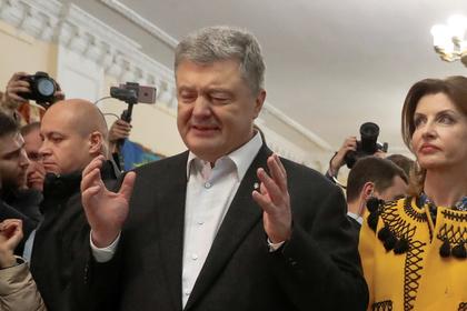 Назван пункт назначения покинувшего Украину Порошенко