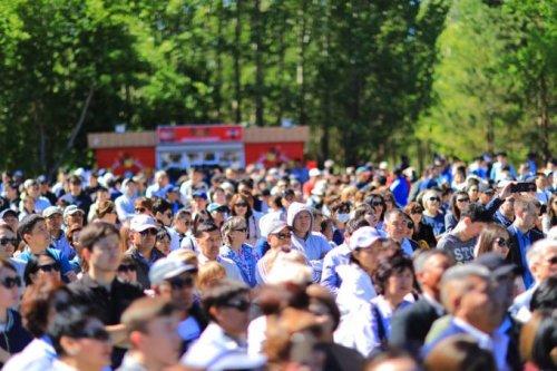 """Аблязов злонамеренно манипулирует мнением простых людей – участники митинга """"Nur Otan"""" в Нур-Султане"""