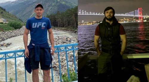 Дамир Исмагулов бросил вызов чеченскому бойцу в UFC